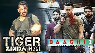 Tiger Zinda Hai Has A Connection With Batman, Tiger Shroff's Baaghi 2 Look Out