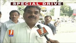 Hyderabad People Facing Problems With Damaged Roads | iNews Special Drive