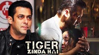 Salman Khan REFUSED To Kiss Katrina In Tiger Zinda Hai, Tiger Zinda Hai Is Based On Real Life Story