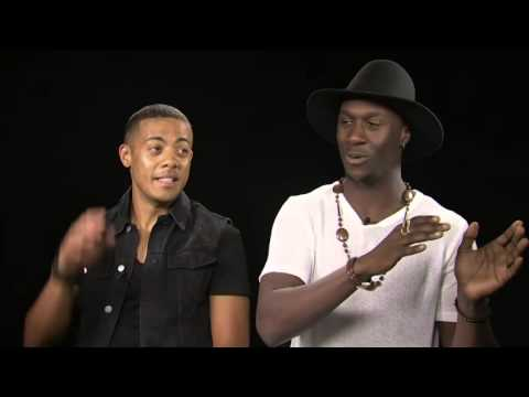 Nico and Vinz Say Key Talent Is Perseverance News Video