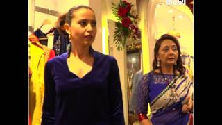 Mandira Wirk associates with Adaah Couture and opens the store in jalandhar