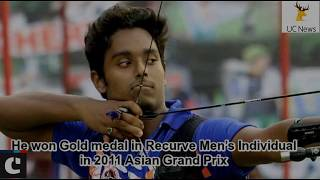 Atanu Das- An archer who fought hard battle in Rio