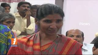 YCP Narayana Reddy Death | Charukulapadu Villagers Complaints To SP Over Harassment | iNews