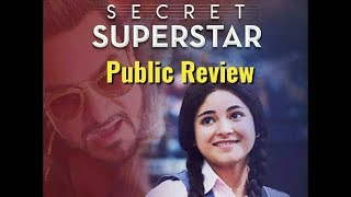 Uncut- Secret Superstar | Public Review | Hit Or Flop