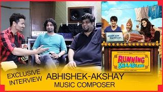 Running Shaadi.com | Music Composer Abhishek-Akshay - Exclusive Interview