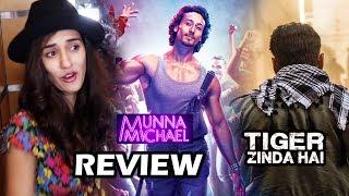 Disha Patani's Review For Munna Michael, Salman's Tiger Zinda Hai FIRST Look Out
