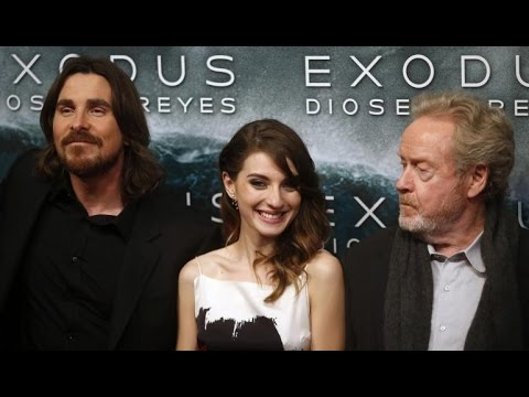 Egypt Bans Exodus Hollywood Film News Video