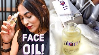 THE BEST FACE OIL! | PLUM FACE OILS BLEND|