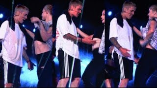 Justin Bieber H0T Dance With This S@xy Girl at Mumbai Concert