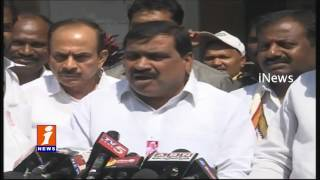 ALL Parties Candidates Filed Nominations For MLC Polls At GHMC | Telangana | iNews