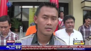 Polrestabes Surabaya Tangkap Pemilik 75 Ribu Butir Pil Koplo