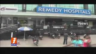 Fire Accident at Vijay Industry Bolaram   2 Died,5 Injured   Rangareddy   iNews