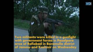 Gunfight over in Pazalpora village, two Hizb militants killed