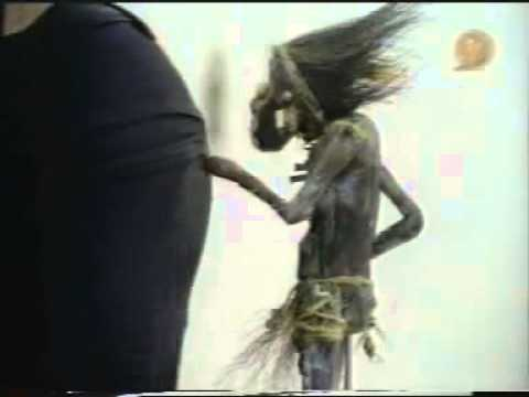 Banned Commercial   Bill Clinton Voodoo doll very funny Banned Commercials Video