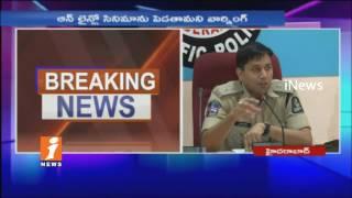 Hyd Police Arrests Baahubali 2 Movie Server Hackers   Hackers Demanding 2 Cr From Producers   iNews