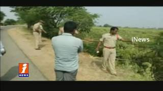 School Bus Rollover in Kurnool District | Several Students Injured | iNews