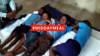96 children fell ill after consuming a mid-day meal in Jharkhand