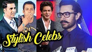 Salman, Shahrukh And Akshay Are MOST STYLISH Celebs, Says Aamir Khan
