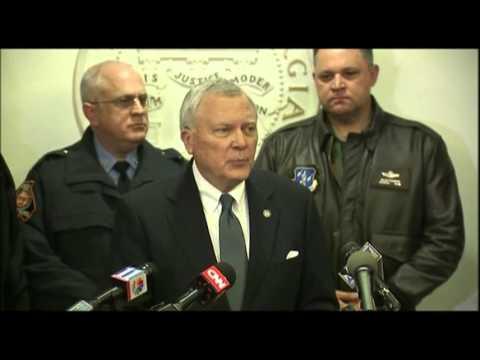Ga. Governor Takes Blame for Storm Preparations News Video