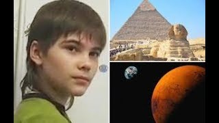 Boy Claims He Lived On MARS Before He was Reborn On Earth