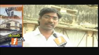 People's Concern On Old Buildings In Warangal | Municipal Officials neglects | iNews