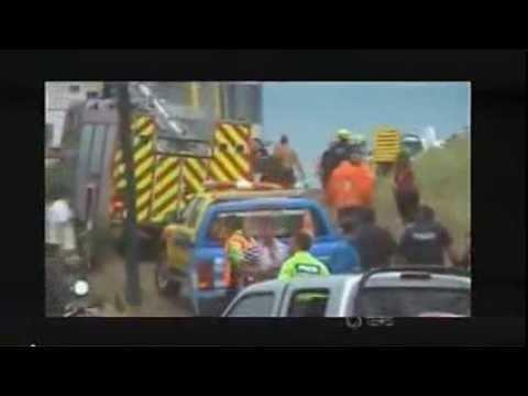 Lightning kills three in Argentina News Video