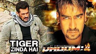 Salman Suffers HEAT STROKE On Tiger Zinda Hai Sets, Ajay Devgan In DHOOM 4