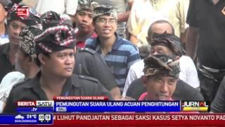 Kota Denpasar Gelar Pencoblosan Ulang di TPS 6
