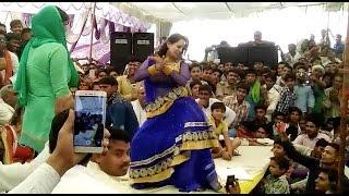 रामनवमी के मेले में बार-बालाओं का अश्लील डांस