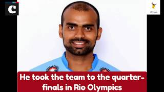 PR Sreejesh- The man who led Indian Hockey Team at Olympics 2016