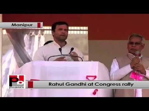 Rahul Gandhi- Everybody in India deserves respect