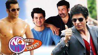 Salman Khan REFUSES No Entry Mein Entry, Salman & Shahrukh To Mentor Sunny Deol's Son