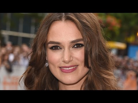 Keira Knightley Shows Why A Girls Night Out Is Better Than A Date   HollyscoopNews