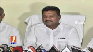 MLA Tenali Sravan Kumar Fire On YS Jagan   Tadikonda   iNews