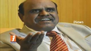 Supreme Court Suspends Calcutta High Court Farmer Justice  Karnan Bail Petition | iNews