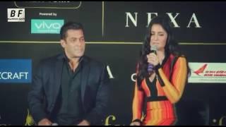 Salman & Katrina Cute Chamistry At iifa 2017 - Katrina Kaif Special Birthday Plan