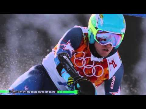 Ted Ligety Wins Gold in Olympic Giant Slalom News Video