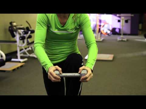 How to Build Abdominal Muscles With Dumbbells - LS - Strengthening & Stretching