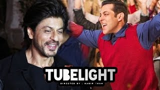Shahrukh Khan FINALLY Opens On His Cameo In Salman's TUBELIGHT