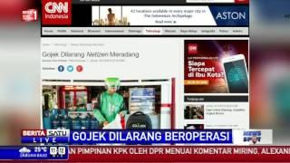 Netizen Kecam Larangan Operasional Gojek