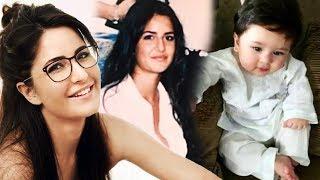 Cute Taimur Ali Khan LOOKS Like Nawab In White Kurta, Katrina's Old Pic With Gaddafi Goes Viral