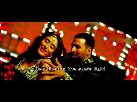 Falak Tak Chal Sath Mere-Tashan Song [HD] W/E Subs