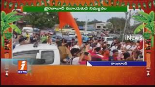 Indians Celebrate Ganesh Immersion In Thailand   iNews