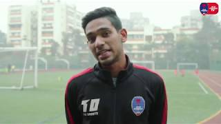 Shubham Sarangi off to Aspire Academy
