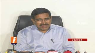 Minister Narayana Speaks To Media Over Stablishment Of Committees To Amaravati Lands | iNews