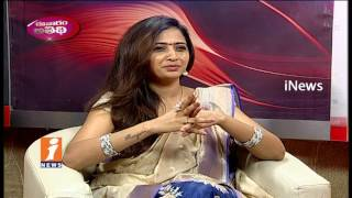 Anchor Lasya About Her Love Story and Husband | Eevaram Athidi | iNews