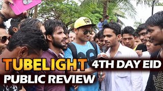 Tubelight Public Review Outside Salman's Galaxy Apartment | EID | 4th Day