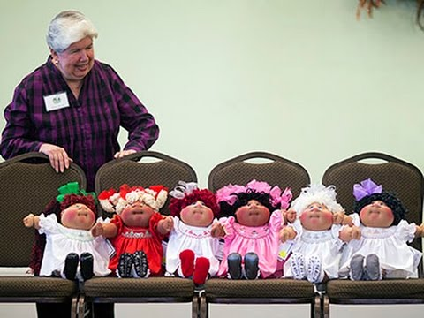 30 Years Later, Cabbage Patch Fans Remain News Video