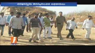 Pride India Construct Ventures In Govt Land With Support Of Govt Officials   Hyderabad    iNews