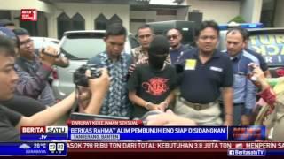 Berkas Pembunuh Eno Dilimpahkan ke Kejari Tangerang